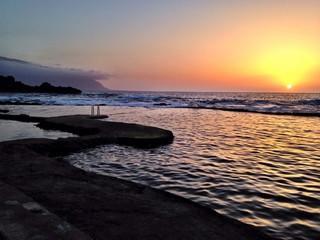 La Maceta. El Hierro. Islas Canarias.