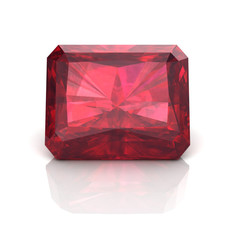 Ruby Emerald cutting