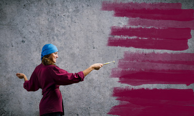 Painting and creativity