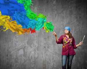 Creativity and art