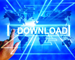 Download Map Displays Downloads Downloading and Information Tran