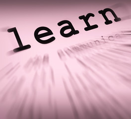 Learn Definition Displays Distance Education And Learning