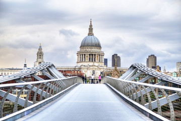St Paul's Cathedra, london