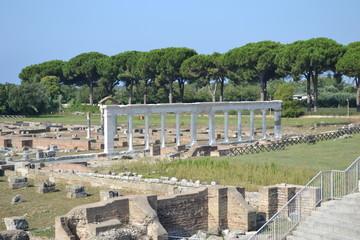 teatro romano minturnae
