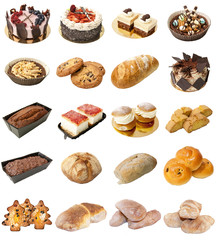 Bakery Mixed Products