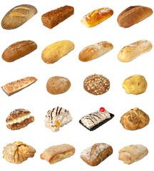Bakery Mixed selection