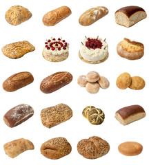 Mixed Bakery Selection