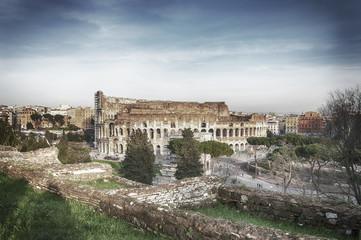 Rome Colosseum 04
