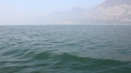 Navigazione sul lago di Iseo - 4