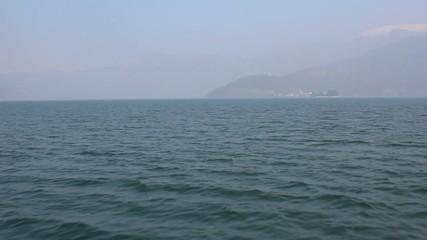 Navigazione sul lago di Iseo - 2