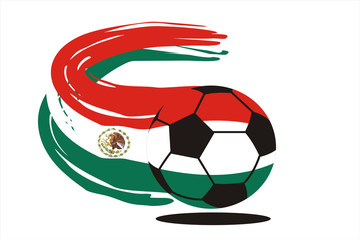 Copa Mundial Mexico World Cup Art Logo