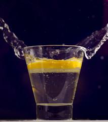 Lemon splash sides