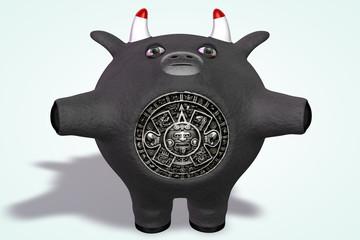 Mayan Cow