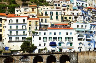 Amalfi Resort, Italy, Europe
