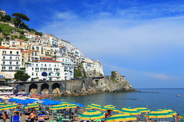 Amalfi Resort, Italy, Europe