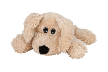 Stofftier Hund