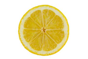Zitrone Freisteller