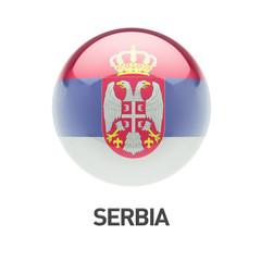 Serbia Flag Icon