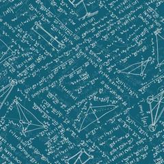 Algebra doodle background. EPS 10