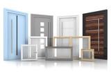 Türen und Fenster - 65649019