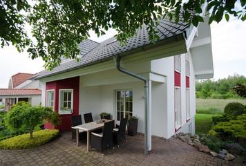 Haus mit Terasse