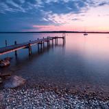 am Ufer vom Starnberger See