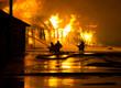 Firemen at work - 65653096