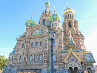 Church on Spilt Blood in St Petersburg