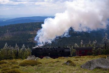 Harz Lokomotive