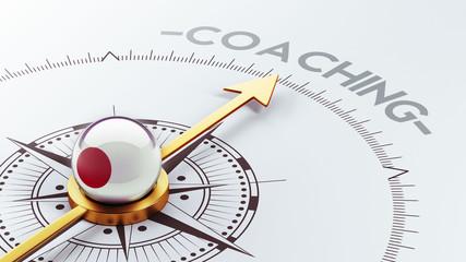 Japan Coaching Concept