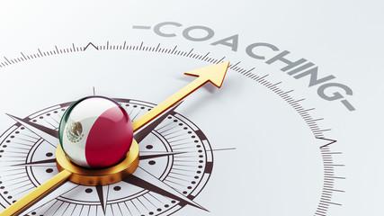 Mexico. Coaching Concept