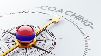 Armenia Coaching Concept