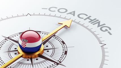 Croatia. Coaching Concept