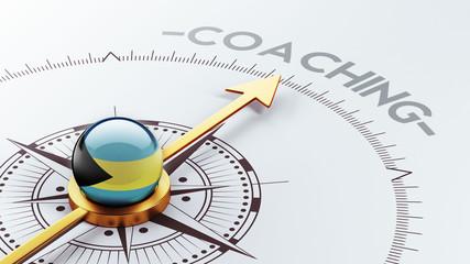 Bahamas. Coaching Concept