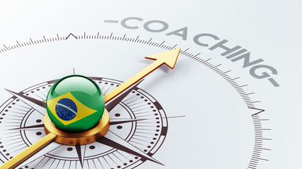Brazil Coaching Concept
