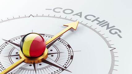 Belgium Coaching Concept