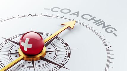 Switzerland Coaching Concept