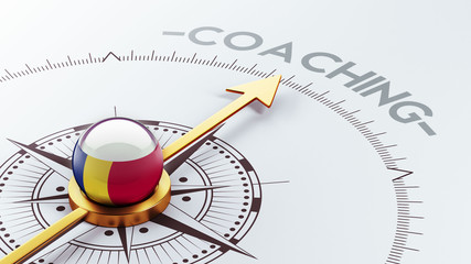 Romania Coaching Concept