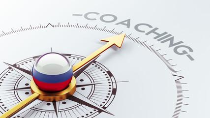 Russia Coaching Concept