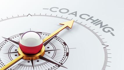 Poland Coaching Concept