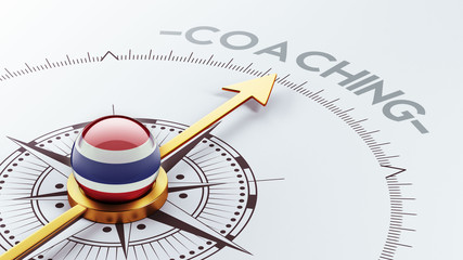 Thailand Coaching Concept