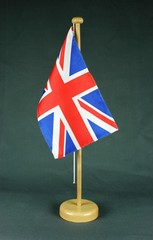Table Flag Great Britain