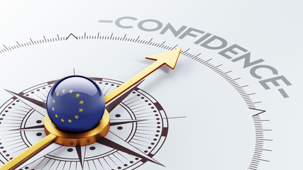 European Union Confidence Concept
