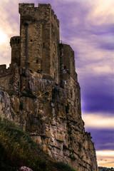 castello in riva al mare