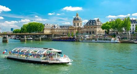 Académie Française et Institut de France à Paris