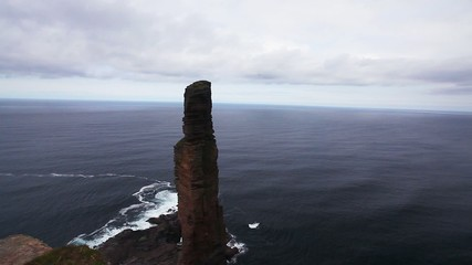 The Old Man of Hoy , Orkney Islands, Scotland