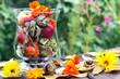 Dekoration, Herbstfrüchte
