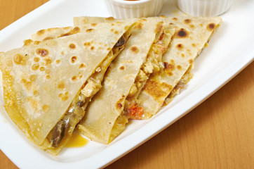 mexican quesadilla delicious