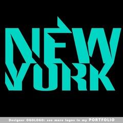 new york, logo, vector, city, statue, usa, new, york, symbol