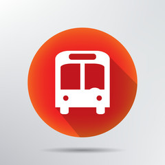 city bus icon.